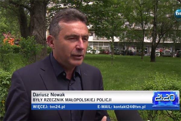 Nagrywanie policjantów jest dopuszczalne?