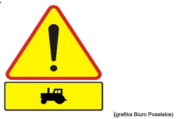 Czy będzie nowy znak drogowy?