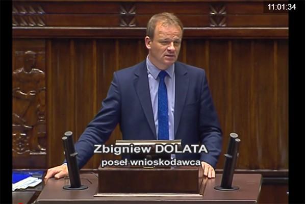 Projekt nowej opłaty drogowej skierowany do komisji