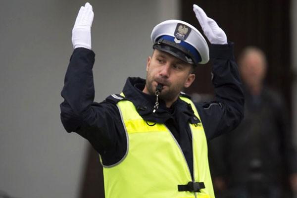 Policjant Ruchu Drogowego Roku 2017
