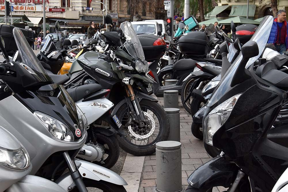W ustawie brakuje motocykla z silnikiem elektrycznym