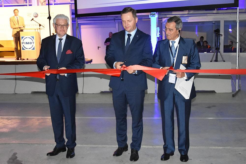 PIMOT otworzył Centrum Bezpieczeństwa Transportu i Diagnostyki Pojazdów