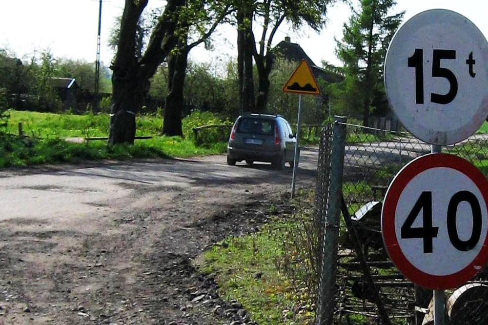 Raport NIK. Drogi lokalne w województwo warmińsko-mazurskim