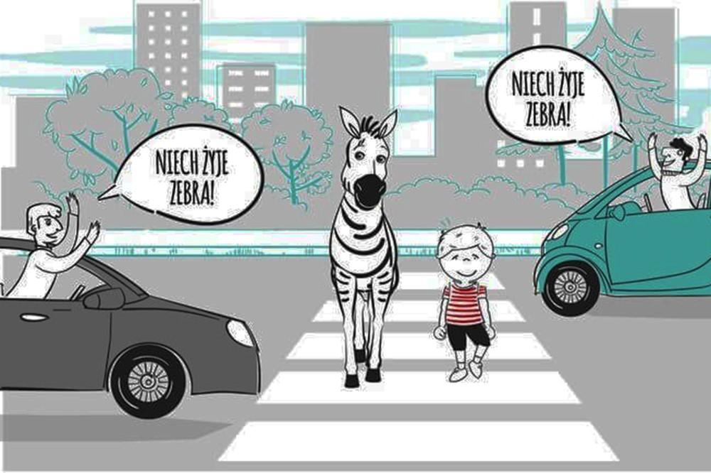 Trzeba poprawić sytuację na przejściu dla pieszych!