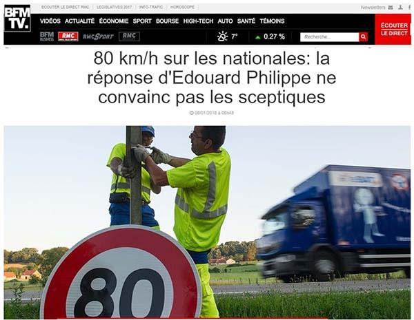 Chcą obniżenia prędkości