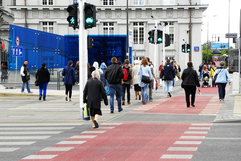 Bezpieczeństwo pieszych jednym z priorytetów Policji