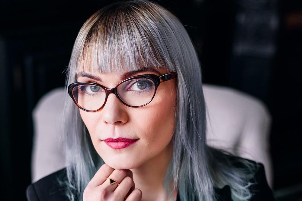 Karolina Romanowicz. Kolumna pieszych