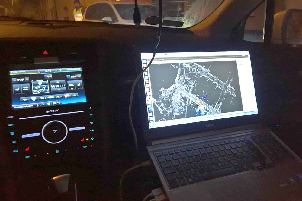W przyszłości mapa HD pozwoli wyjechać na ulice pojazdom autonomicznym