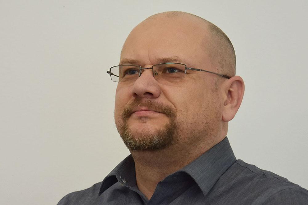 Grzegorz Wysopal. Kierowca z obustronnym niedosłuchem