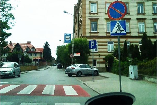T. Barnaś. Znaki drogowe, sekwencje znaków i ich obowiązywanie