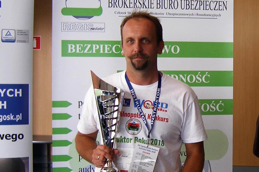 Jarosław Kliś INSTRUKTOREM ROKU 2018