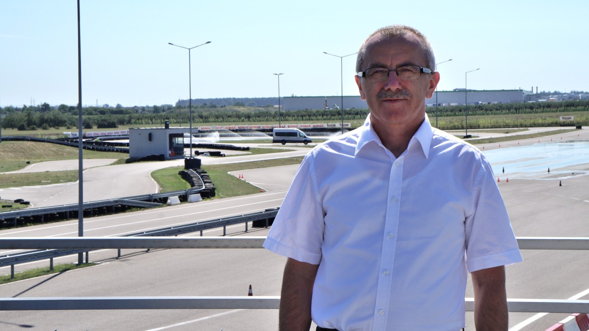 Krzysztof Babisz. Nie czekając na zmiany