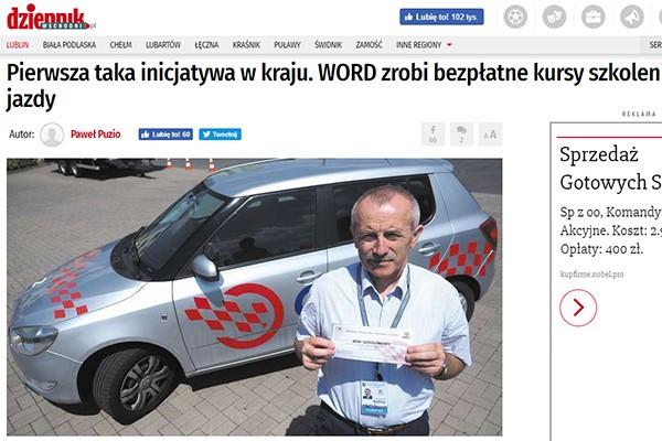 Brawo WORD Lublin!