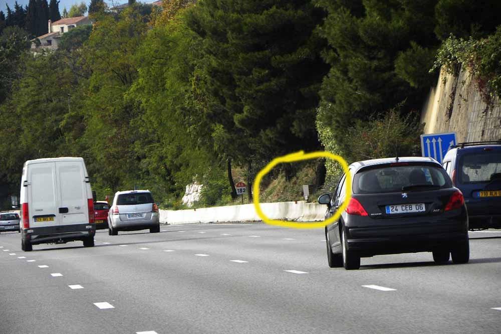 Działa pierwszy fotoradar na autostradzie
