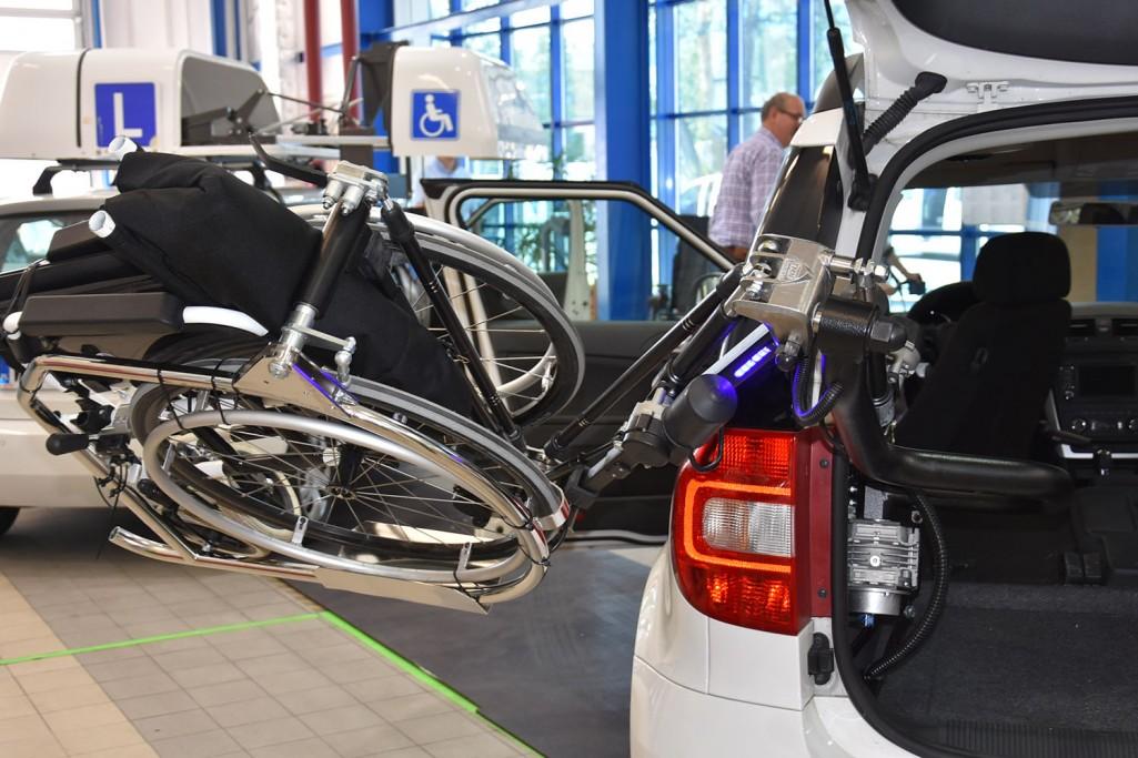 Na horyzoncie platforma car-sharingowa dedykowana osobom niepełnosprawnym