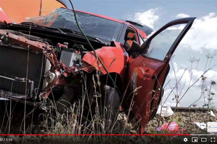 Ministerstwo w sprawie wypadku w Szaflarach