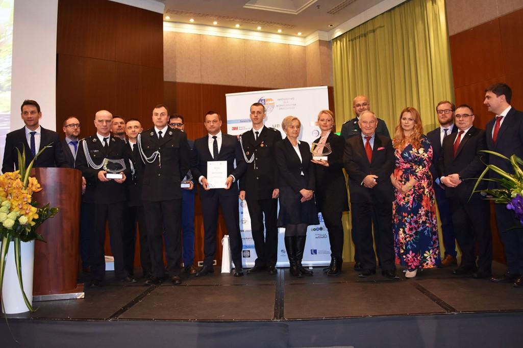 Po raz 9. wybrano Partnerów Bezpieczeństwa Ruchu Drogowego