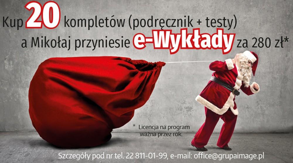 Świąteczna oferta dla szkoleniowców
