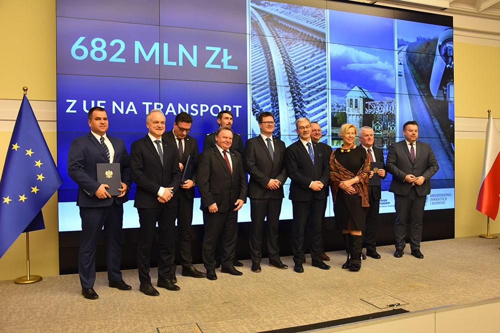 Wsparcie unijne dla poprawy bezpieczeństwa na naszych drogach