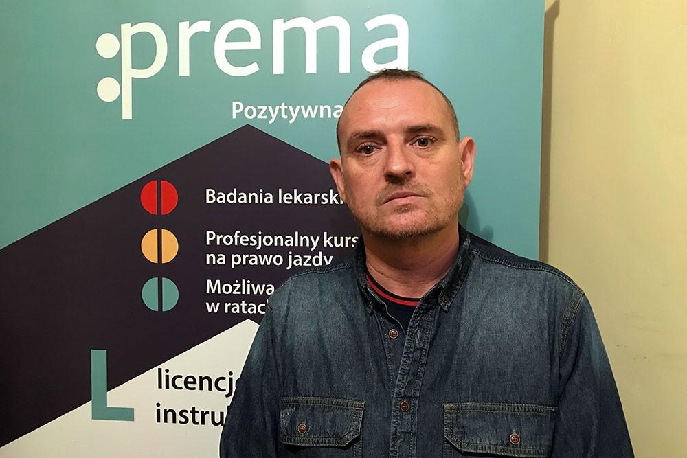 Krzysztof Cuprjak. To szansa na zmianę