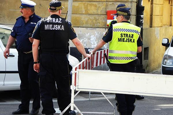 Może jednak policja municypalna?