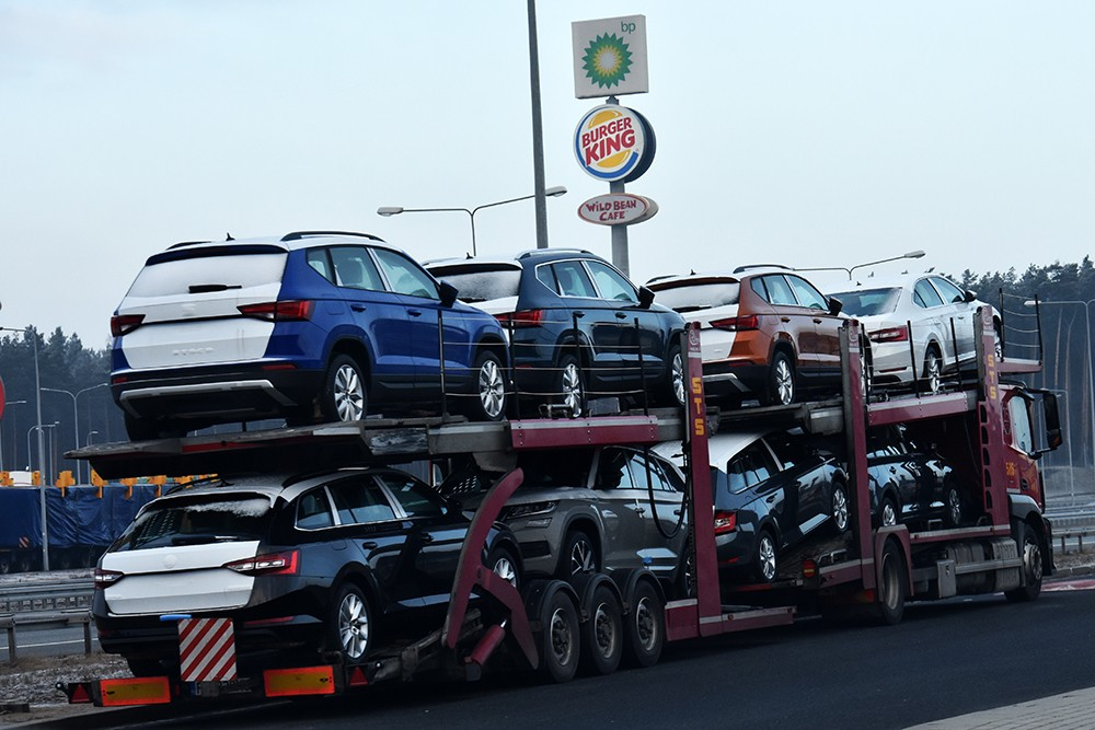 Uzupełnienie katalogu marek i typów pojazdów