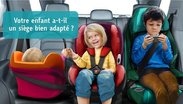 Czy fotelik Twojego dziecka jest dobrze zamocowany?