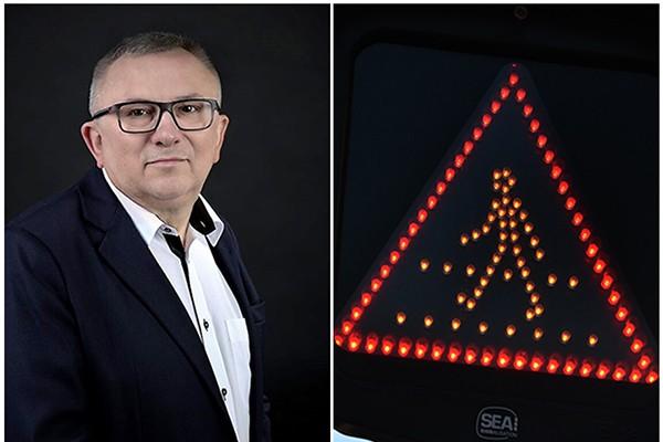 Kazimierz Opoka. Bezpieczeństwo pieszych to nie tylko przepisy