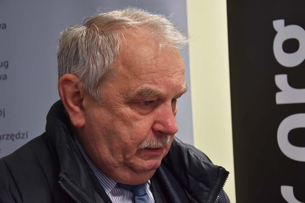 Marek Górny. Kierowca zawodowy to specjalista wysokiej klasy