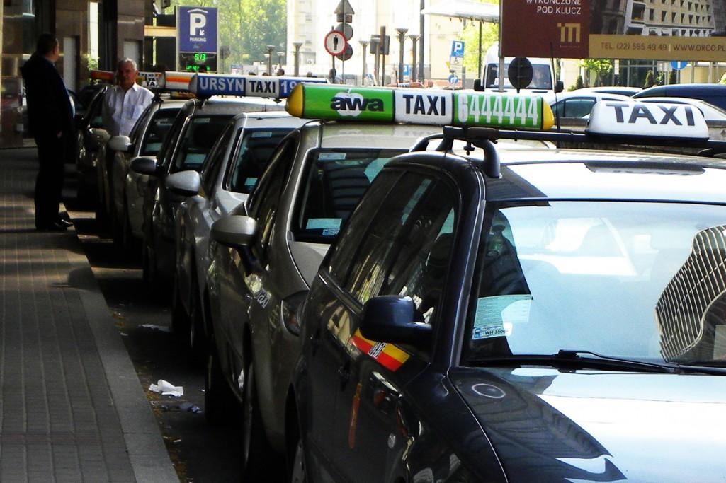 """Lex Uber"" w Senacie"