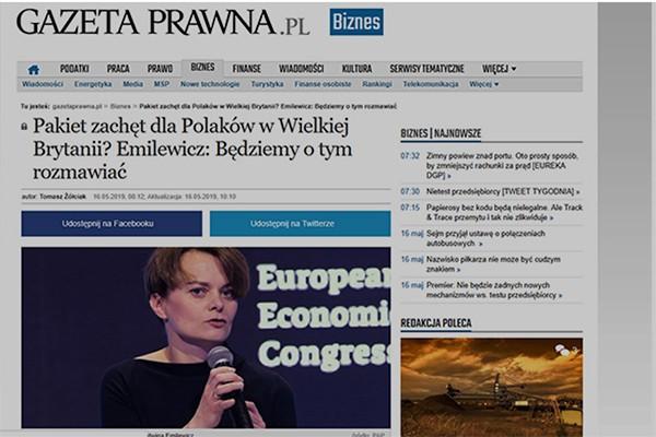 Hulajnogi wyłącznie na ścieżki rowerowe – proponuje minister Emilewicz