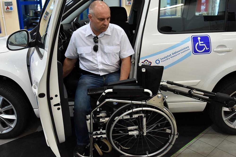 ITS poinformuje o szkoleniu i egzaminie osób z niepełnosprawnością
