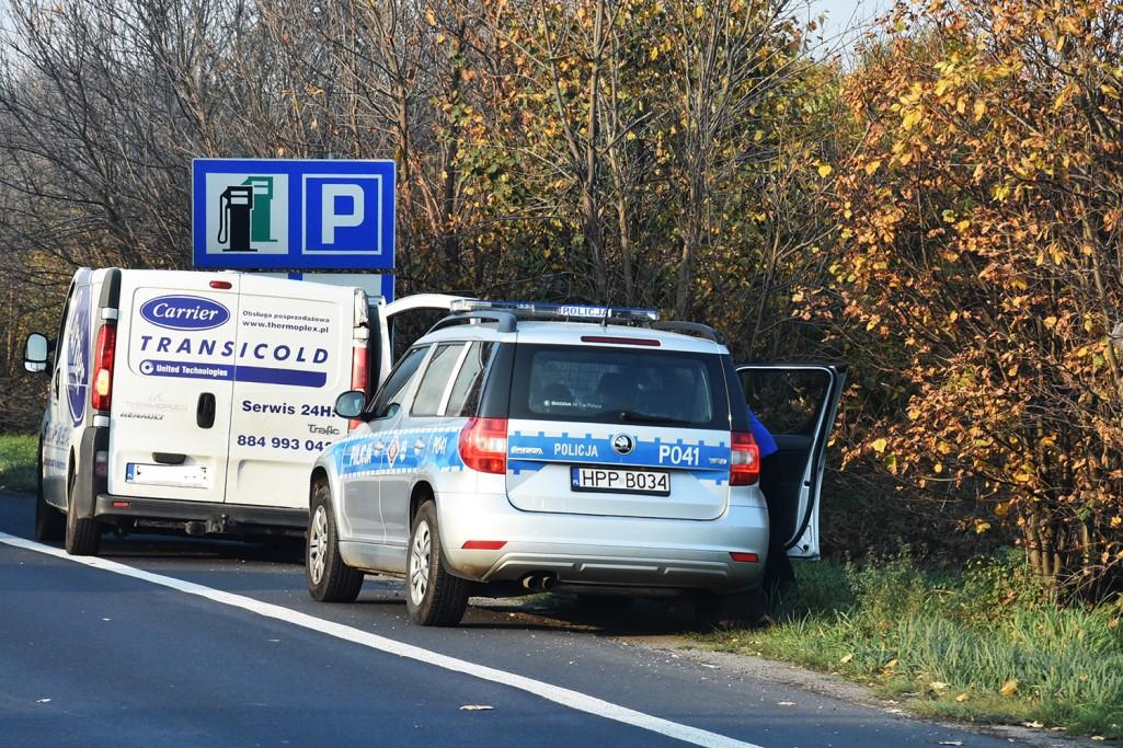 Bliżej mobilnych kontroli drogowych