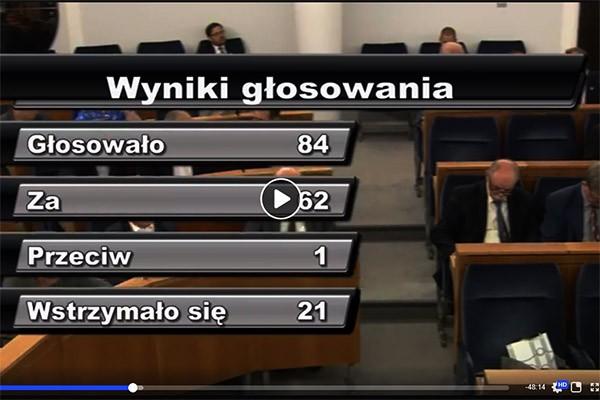 """Tzw. """"lex Uber"""" wraca do Sejmu"""