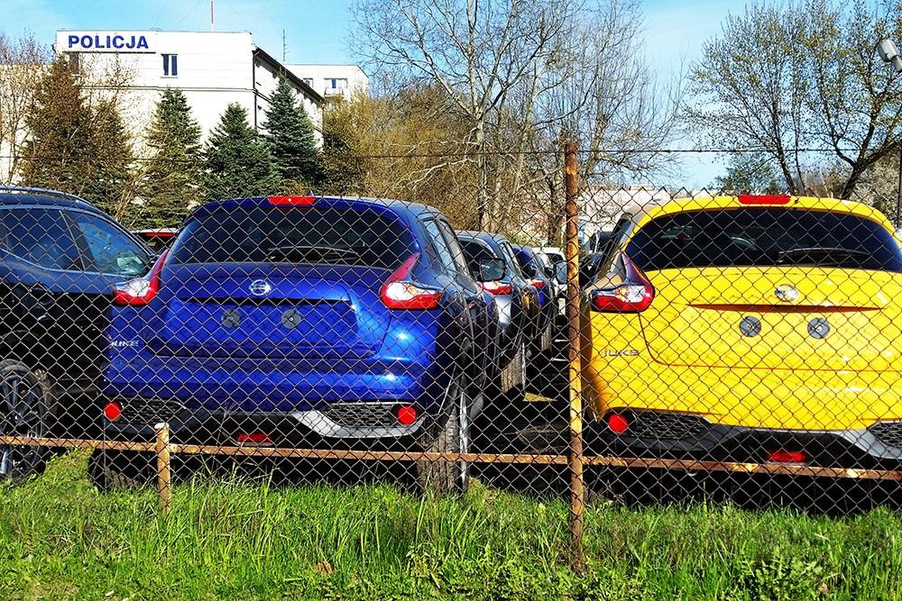 Rejestracja sprowadzonych pojazdów: ustawa w Senacie