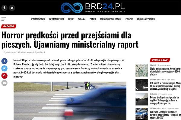 Portal BRD24.pl ujawnia ministerialny raport