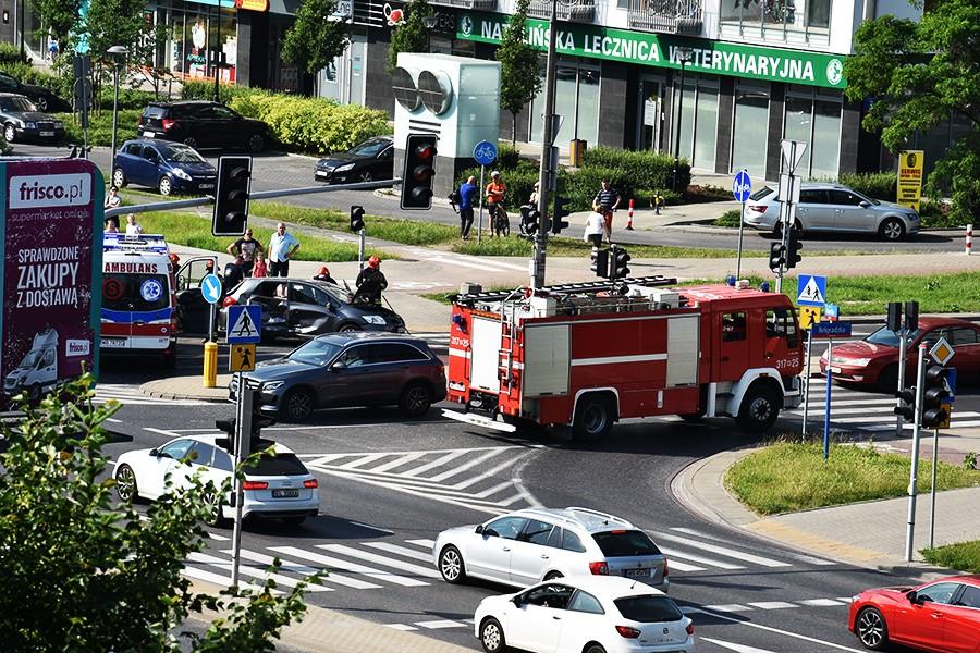 Mit dotyczący wypadków na skrzyżowaniach