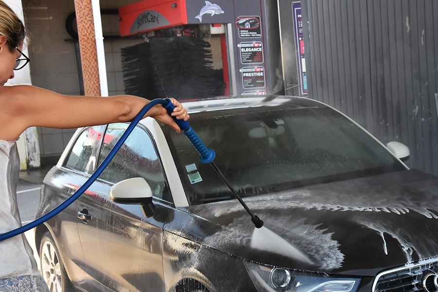 Mycie samochodów, gdzie?