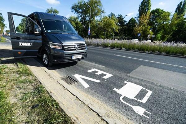 Nowe oznaczenia na buspasach