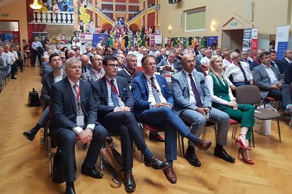 Konferencja Przewoźników Drogowych w Tęgoborzu