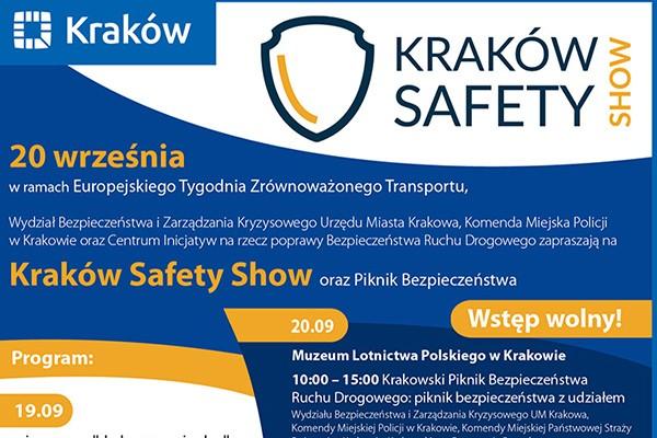 Kraków zaprasza (20.9.2019)