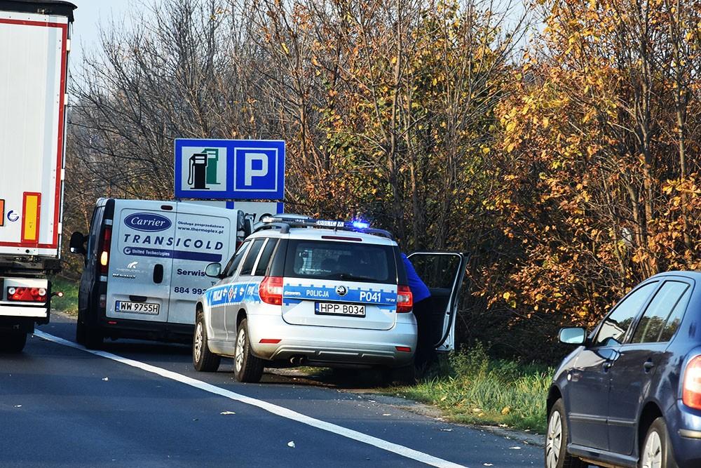 Nowe rozporządzenie w sprawie kontroli drogowych
