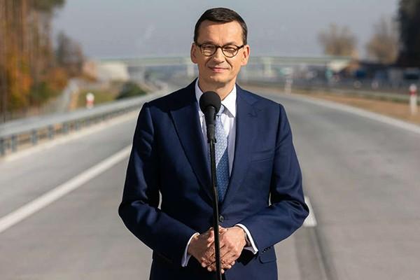 Koniec z piractwem drogowym – deklaruje premier Morawiecki