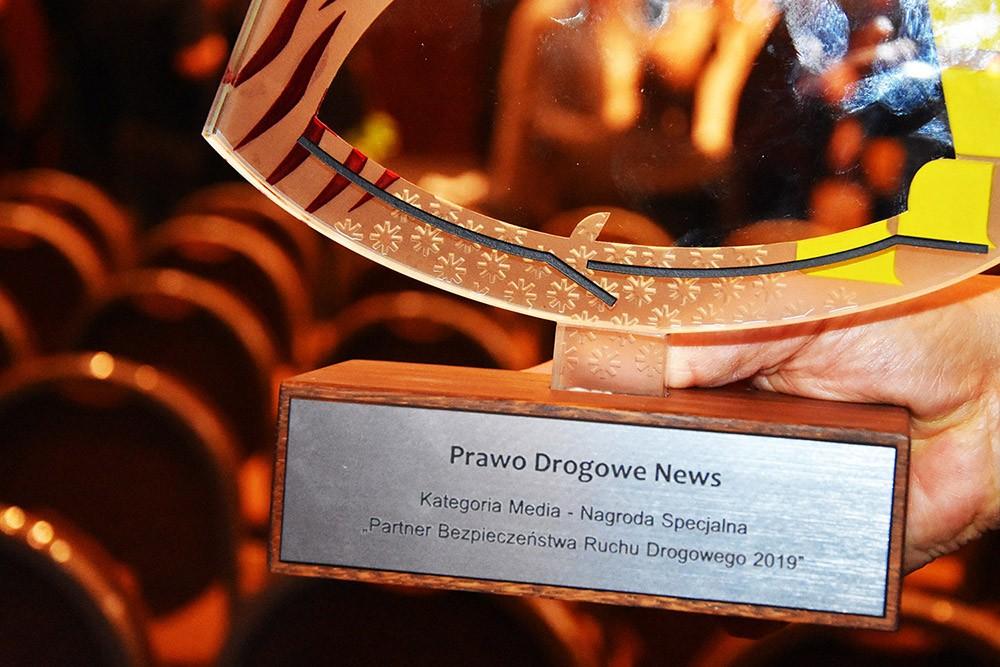 Nagroda dla PRAWA DROGOWEGO@NEWS
