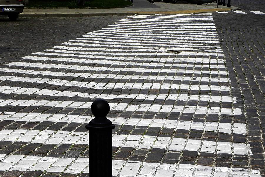 Zwiększenie bezpieczeństwa poprzez infrastrukturę dla pieszych