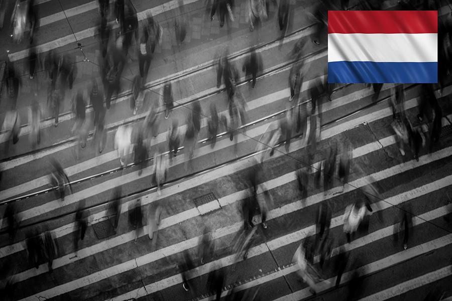 Niderlandy nie mają obowiązku korzystania z przejść dla pieszych