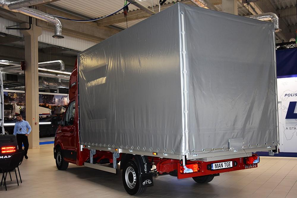 Do kierowania pojazdem do 4,25 ton ma wystarczyć prawo jazdy kat. B
