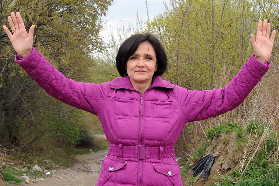 """Elżbieta Wiśniewska. """"Wyszłam za mąż!"""" """"Mam samochód!"""""""