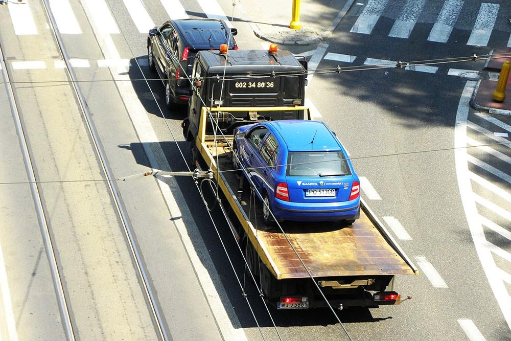 Senacka ustawa o zmianie prawa o ruchu drogowym