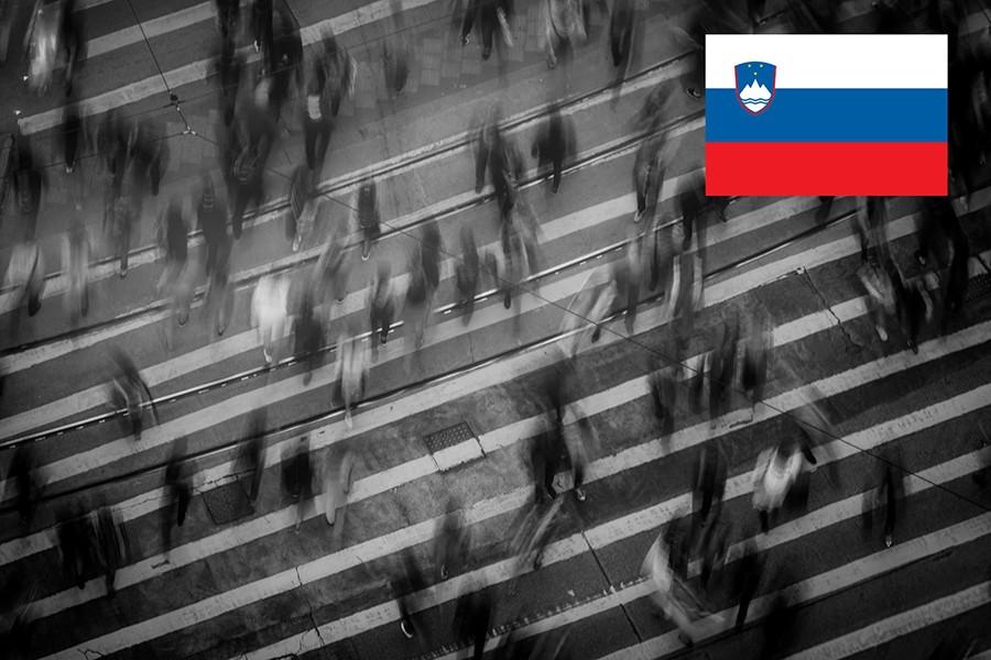 Słowenia: bezpieczeństwo pieszego wchodzącego i na jezdni